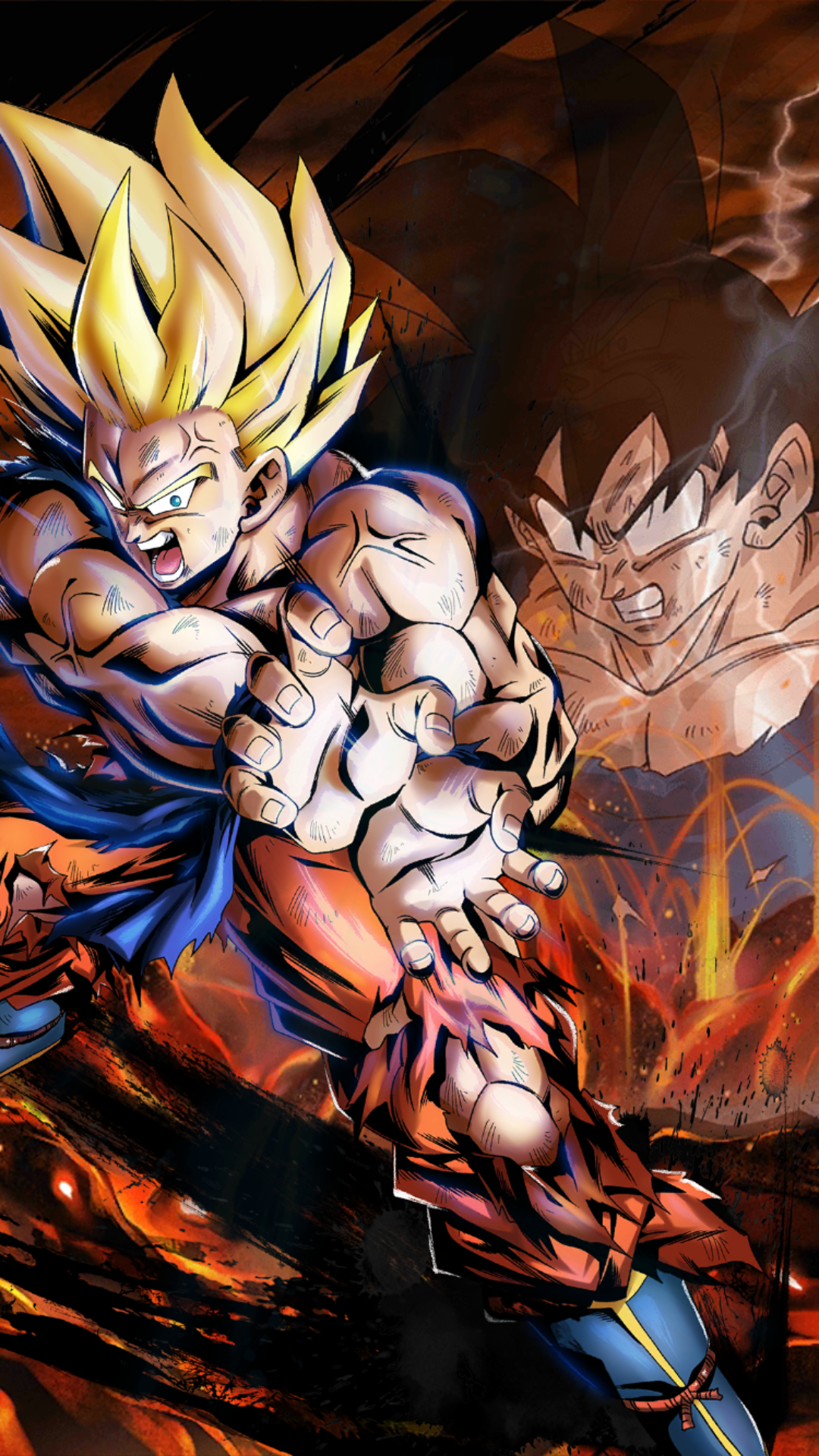 Dragon Ball Legends - All Card Arts - JGamer